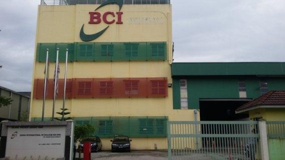 BCI SABAH INTERNATIONAL PETROLEUM SDN BHD
